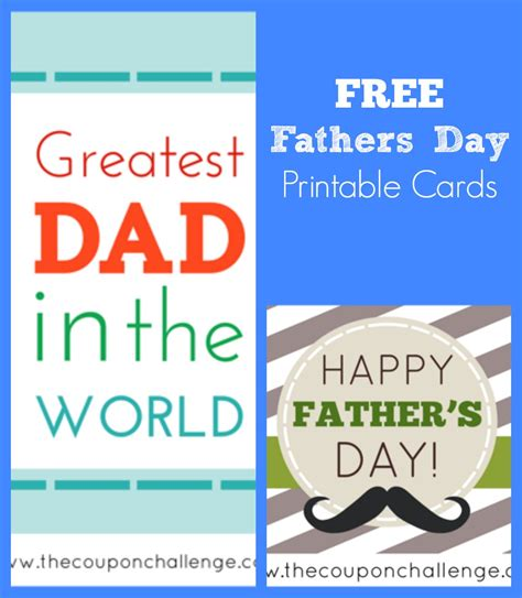 printable free fathers day cards these cute fathers day cards to print are dad approved