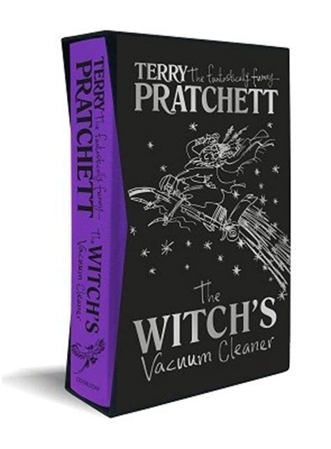 libro the witchs vacuum cleaner the witch s vacuum cleaner and other stories collector s edition by terry pratchett waterstones
