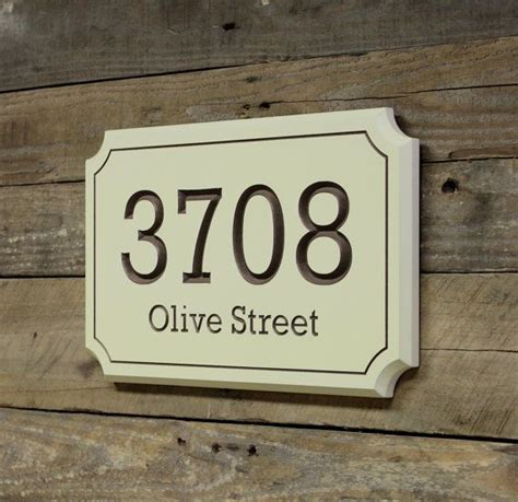 house address numbers best 25 house number signs ideas on pinterest industrial signs house security and