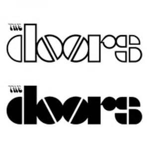 The Doors Logo by The Doors Brands Of The World Vector Logos