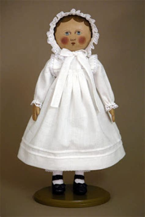 gails vintage doll patterns maida today columbian doll pattern by gail wilson