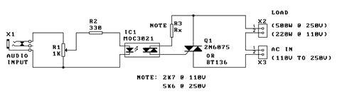 data base dioda pin opto triac 6 dip on