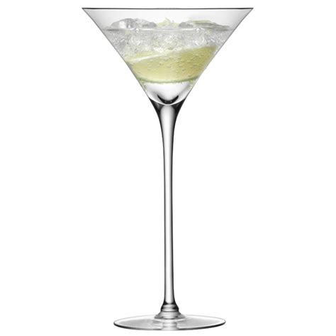 Bar Cocktail Glasses Lsa Bar Cocktail Glasses 9 7oz 275ml Handmade Martini