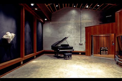 Live Room by Henson Recording Studios Studio A Live Room Gallery