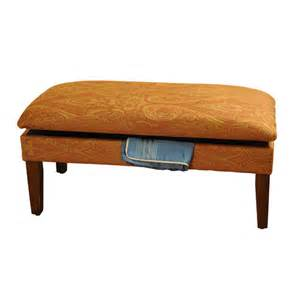 Bedroom Bench Storage Homepop Upholstered Storage Bedroom Bench Ii Reviews