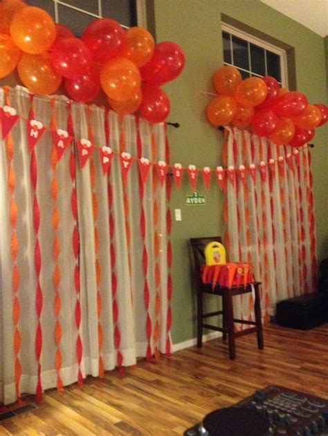 diy decorations on 96 diy 1st birthday decoration ideas 43 dashing diy boy birthday themes 50