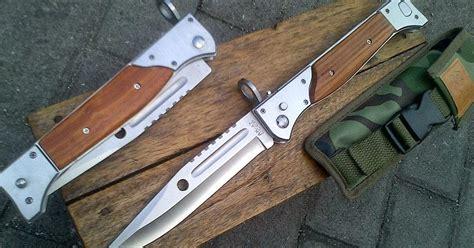Kompor Portable Outdor pisau lipat ak 47 adhistore
