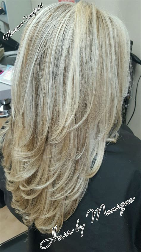 medium length hair style low lights 25 best ideas about blond highlights on pinterest