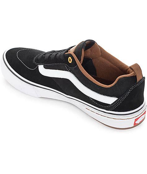 Jual Vans Kyle Walker Pro vans kyle walker pro black and gum skate shoes zumiez