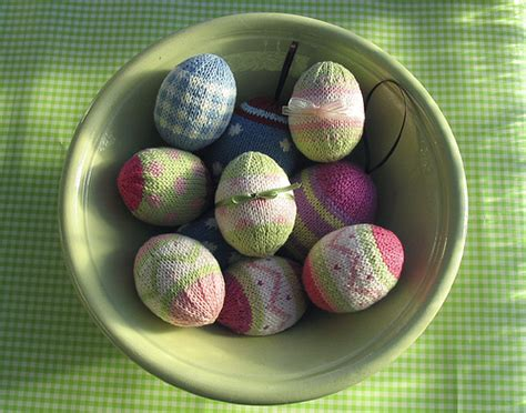 easter knits some easter knits