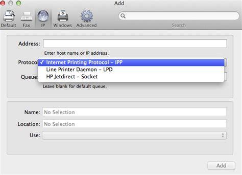 resetting the printing system in os x mavericks get cups for mac os x mavericks free work version via