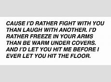 suicidal depression | Tumblr Heartbroken Lyrics