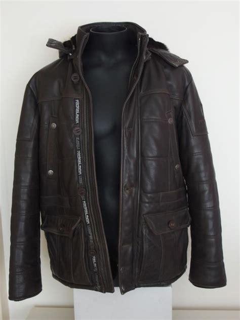 Leather Jaket Edition 102 nickelson quality edition leather jacket catawiki