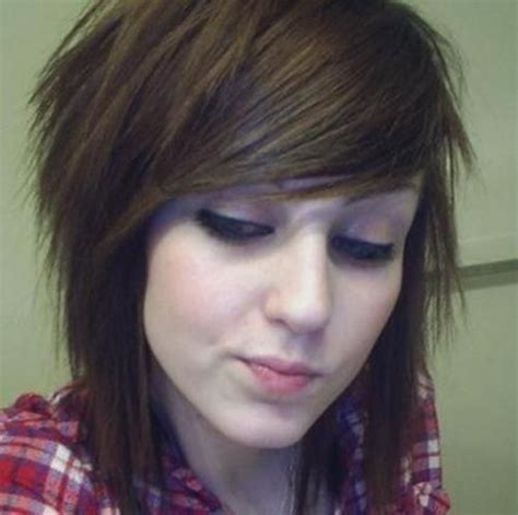 emo ish hair styles 25 best ideas about scene girl haircuts on pinterest