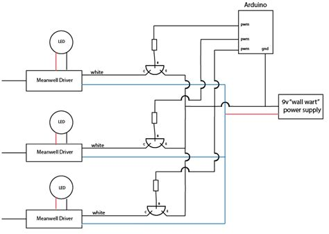 Power Supply Well Led Driver Ldd 1000 1500l meanwell led driver wiring diagram efcaviation