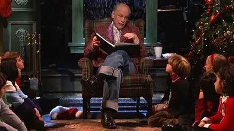 john malkovich night before christmas xmas twas the night before christmas as read by john