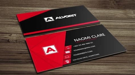 business card design template cdr professional visiting card designs in corel format cyberuse