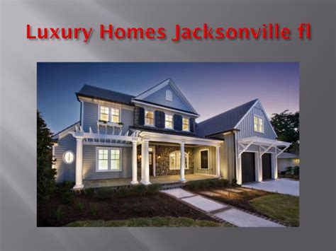 Services Of Luxury Homes Jacksonville Fl Pdf20th Luxury Homes In Jacksonville Fl