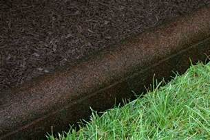 Rubber Landscape Edging Uk Rubber Border Landscape Edging