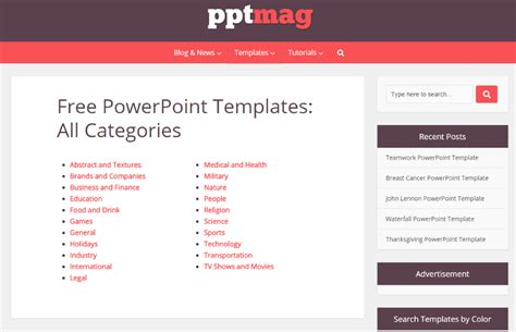 Best Websites To Download Free Powerpoint Templates Powerpoint Websites For Free