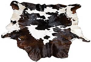 Cow Shaped Rug New Cowhide Rugs Area Rug Cow Skin Hide 44 X 38