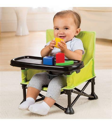 Summer Infant Pop N 39 Sit Portable Booster Green summer infant pop n sit portable booster