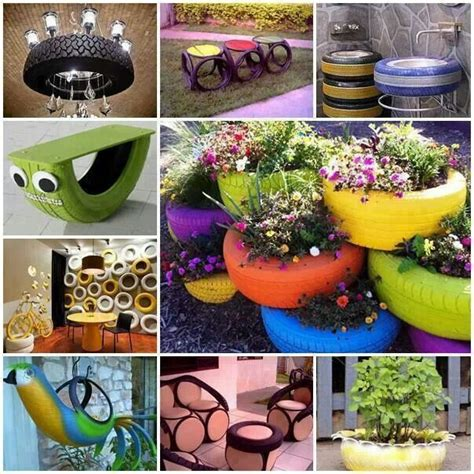 diy projects with tires using tires diy projects