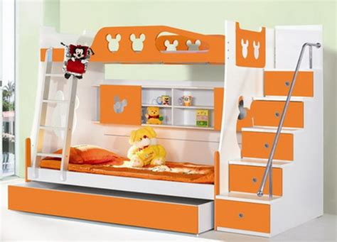 bedroom compact design kids bed furniture set stylishoms com small room bedroom furniture space chic and funny orange