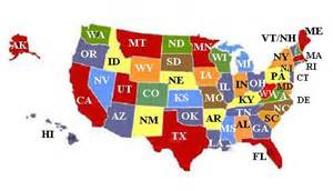 us map states postal abbreviations state abbreviations