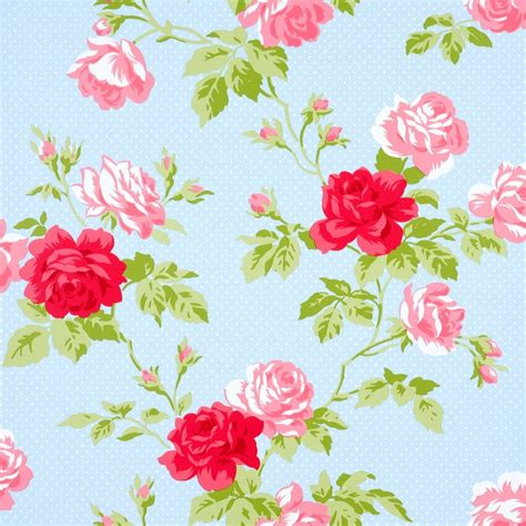 shabby chic floral wallpaper seamless floral wallpapers floral patterns freecreatives