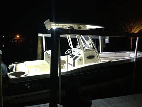 best led boat spreader lights coastalnightlights