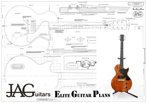 electric acoustic guitar plans elite guitar plans store by john anthony guitars