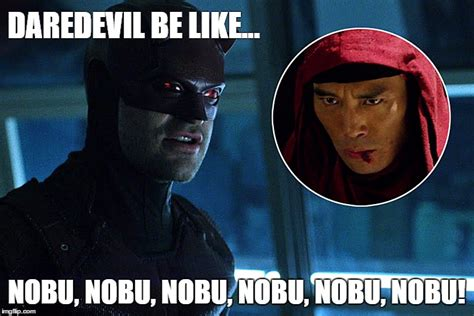 Daredevil Meme - daredevil be like imgflip