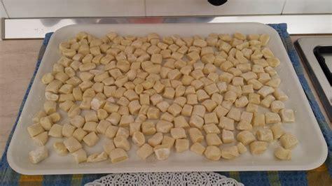 gnocchi fatti in casa gnocchi fatti in casa