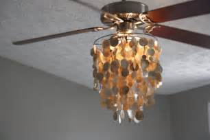 Ceiling Fan Chandelier Diy House Tweaking