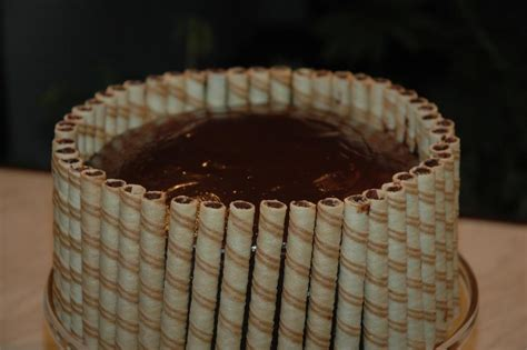 Chocolate Cake Decorating Ideas by 6 Simple Chocolate Cake Decorating Ideas