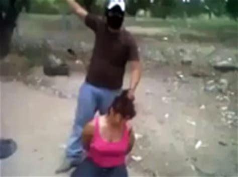 fotos de mujeres decapitadas narcos decapitan mujer en mexico tecnologia video