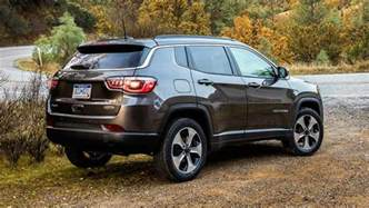 Jeep Compas Jeep Compass 2018 Review Carsguide