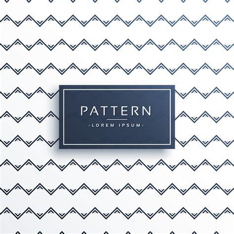 zigzag kandi pattern clean minimal zigzag style pattern design download free