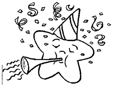 new year color coding new year coloring page 393760