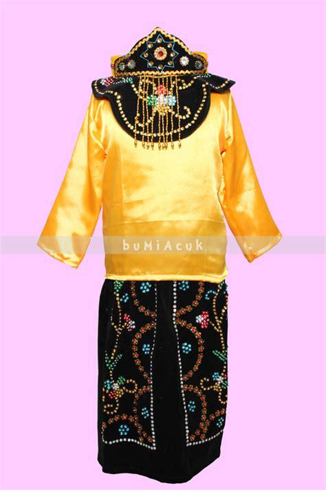 Baju Adat Betawi Anak pakaian adat betawi wanita bumi acuk