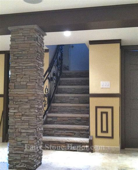 porch pillars  blog  cheap faux stone panels