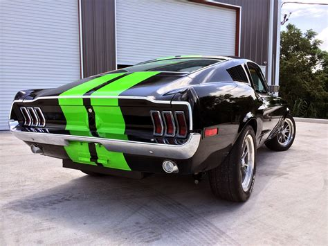 green zombie jeep bloodshed motors black zombie electric ford mustang makes