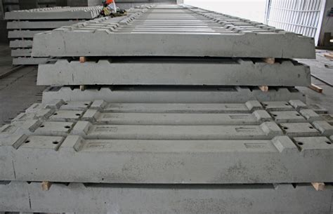 Concrete Sleeper Manufacturers by Concrete Plant Precast Technology