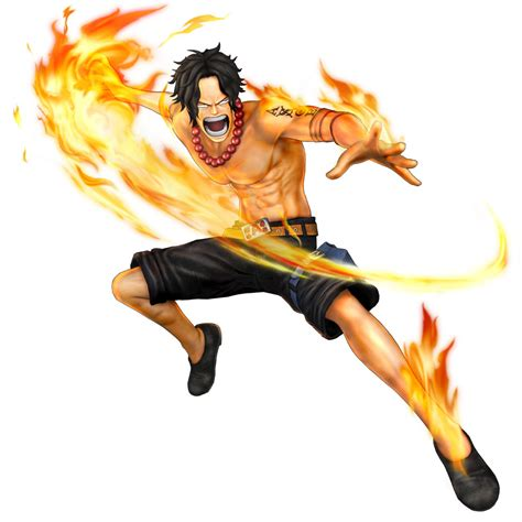 ace from one piece hurt like no other tattoos pinterest image ace pirate warriors png one piece wiki fandom