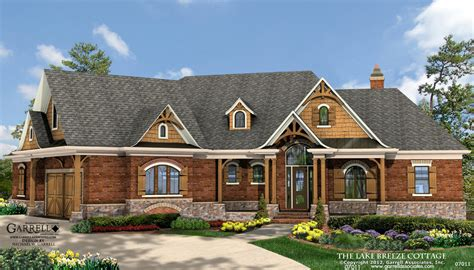 a cottage house lake cottage house plan house plans by garrell