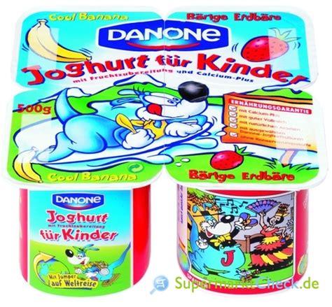 si鑒e danone danone joghurt f 252 r kinder cool banana b 228 rige erdb 228 re 4
