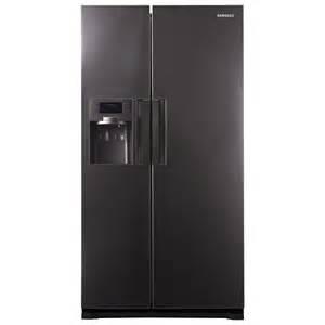 Cool Toasters To Buy Samsung Rsh7unmh American Style Fridge Freezer Dark