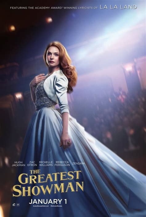 rebecca ferguson does she sing quot greatest showman quot posters say quot this is we quot blog
