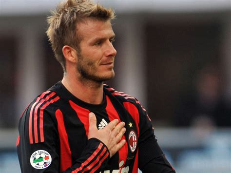 Beckham Verona 4in18569 4 calciomercato milan il ritorno di fiamma per beckham e non sportcafe24